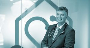 Dr Patrick Owens at the Heart Clinic